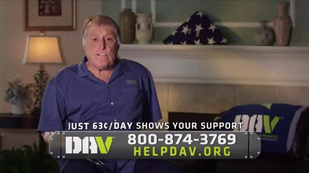 Disabled American Veterans TV Commercial, 'Bobby Barrera'