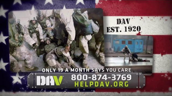 Disabled American Veterans TV Spot, 'Bobby Barrera' - Thumbnail 5