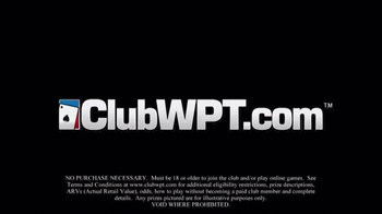 ClubWPT TV Spot, 'Get in the Game' Featuring Lynn Gilmartin - Thumbnail 8