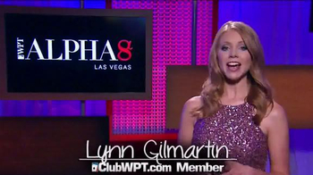 ClubWPT TV Spot, 'Get in the Game' Featuring Lynn Gilmartin - Thumbnail 1