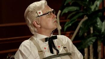 KFC TV Spot, 'Lie Detector' Featuring Norm Macdonald - Thumbnail 4