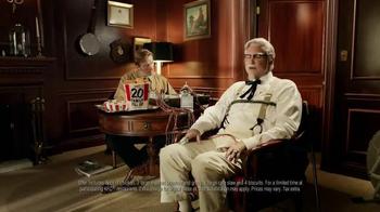 KFC TV Spot, 'Lie Detector' Featuring Norm Macdonald - Thumbnail 6
