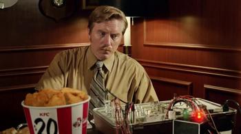 KFC TV Spot, 'Lie Detector' Featuring Norm Macdonald - Thumbnail 8