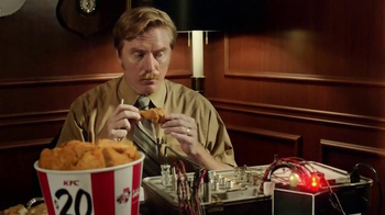 KFC TV Spot, 'Lie Detector' Featuring Norm Macdonald - Thumbnail 9