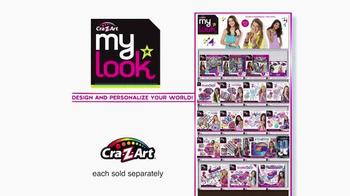 Cra-Z-Art My Look TV Spot, 'Personalize Your World' - Thumbnail 8