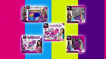 Cra-Z-Art My Look TV Spot, 'Personalize Your World' - Thumbnail 4