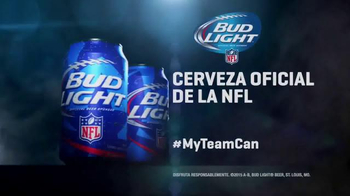 Bud Light TV Spot, 'Mi equipo puede' [Spanish] - Thumbnail 10