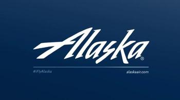 Alaska Airlines TV Spot, 'Canoe' Featuring Russell Wilson - Thumbnail 3