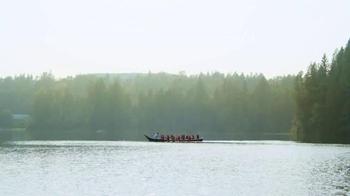 Alaska Airlines TV Spot, 'Canoe' Featuring Russell Wilson - Thumbnail 1