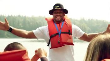 Alaska Airlines TV Spot, 'Canoe' Featuring Russell Wilson - Thumbnail 2