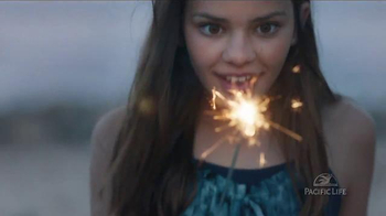 Pacific Life TV Spot, 'Lifelong Retirement Income: Sparklers' - Thumbnail 2