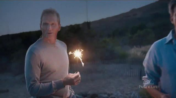 Pacific Life TV Spot, 'Lifelong Retirement Income: Sparklers' - Thumbnail 4