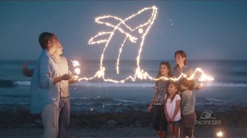 Pacific Life TV Spot, 'Lifelong Retirement Income: Sparklers' - Thumbnail 7