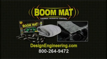 Design Engineering Boom Mat TV Spot, 'Control Heat & Sound' - Thumbnail 3