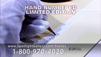 The Rolling Stones The Vinyl & Lithograph Collection TV Spot, 'Experience' - Thumbnail 3