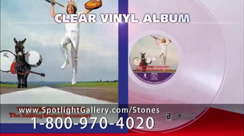 The Rolling Stones The Vinyl & Lithograph Collection TV Spot, 'Experience' - Thumbnail 4