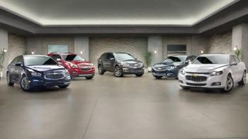 Chevrolet TV Spot, 'What Car Company Is This?' - 121 commercial airings