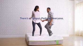 Mattress Firm Tempur-Pedic TV Spot, 'Sleep Happy' - Thumbnail 1