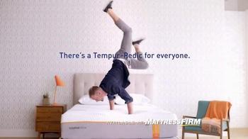 Mattress Firm Tempur-Pedic TV Spot, 'Sleep Happy' - Thumbnail 2