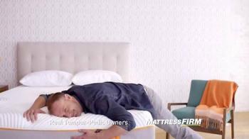 Mattress Firm Tempur-Pedic TV Spot, 'Sleep Happy' - Thumbnail 3