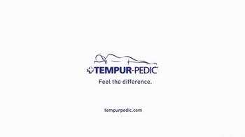 Mattress Firm Tempur-Pedic TV Spot, 'Sleep Happy' - Thumbnail 6