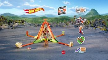 Hot Wheels Volcano Blast Track Builder Set TV Spot, 'Ultimate Adventure' - Thumbnail 7