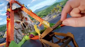 Hot Wheels Volcano Blast Track Builder Set TV Spot, 'Ultimate Adventure' - Thumbnail 3