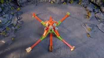 Hot Wheels Volcano Blast Track Builder Set TV Spot, 'Ultimate Adventure' - Thumbnail 4