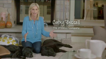 Bissell Proheat 2X Revolution TV Spot, 'Playing on the Ground'