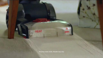 Bissell Proheat 2X Revolution TV Spot, 'Playing on the Ground' - Thumbnail 5
