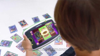 Leap Frog Imagicard TV Spot, 'From Mutant Ninja to Math Master' - Thumbnail 1