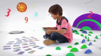 Leap Frog Imagicard TV Spot, 'From Mutant Ninja to Math Master' - Thumbnail 4