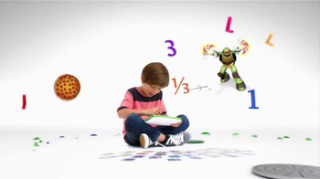Leap Frog Imagicard TV Spot, 'From Mutant Ninja to Math Master' - Thumbnail 6
