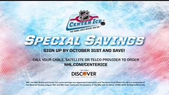 NHL Center Ice TV Spot, 'The Game Lives Where You Do' - Thumbnail 7