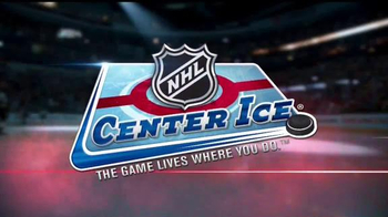 NHL Center Ice TV Spot, 'The Game Lives Where You Do' - 677 commercial airings