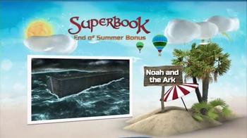CBN Superbook End of Summer Bonus TV Spot, 'Water-Based Bible Stories' - Thumbnail 4