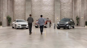 Chevrolet TV Spot, 'Awards: Malibu, Silverado 1500 and Equinox' - Thumbnail 1