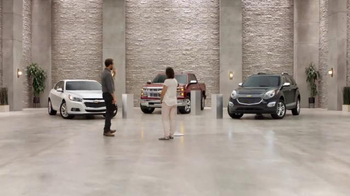 Chevrolet TV Spot, 'Awards: Malibu, Silverado 1500 and Equinox' - Thumbnail 3