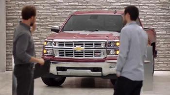 Chevrolet TV Spot, 'Awards: Malibu, Silverado 1500 and Equinox' - Thumbnail 7