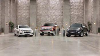 Chevrolet TV Spot, 'Awards: Malibu, Silverado 1500 and Equinox' - 3474 commercial airings