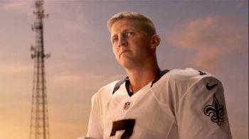 Verizon TV Spot, 'A Better Network: Backup Quarterback Luke McCown'