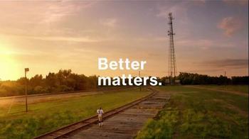 Verizon TV Spot, 'A Better Network: Backup Quarterback Luke McCown' - Thumbnail 6