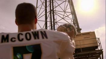 Verizon TV Spot, 'A Better Network: Backup Quarterback Luke McCown' - Thumbnail 3