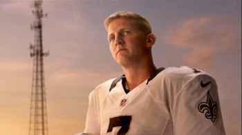 Verizon TV Spot, 'A Better Network: Backup Quarterback Luke McCown' - 1342 commercial airings