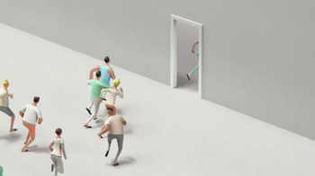 Verizon TV Spot, 'A Better Network as Explained by a Door' - Thumbnail 4