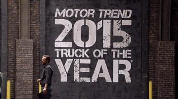 Chevrolet TV Spot, 'Chevy Truck Month: Doors' - Thumbnail 6