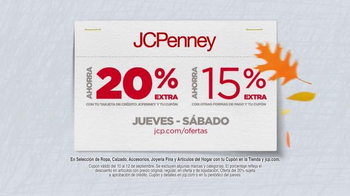 JCPenney La Gran Venta de Otoño TV Spot, 'Hola al otoño' [Spanish] - Thumbnail 6