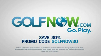 GolfNow.com TV Spot, 'Save on Your Next Round' - Thumbnail 5