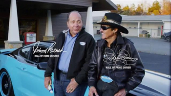 Blue-Emu TV Spot, 'Stats' Featuring Johnny Bench, Richard Petty - Thumbnail 2