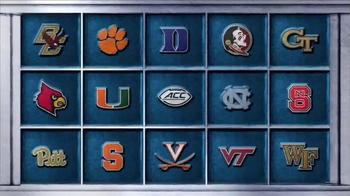 Atlantic Coast Conference TV Spot, 'Draft Day Dreams' - Thumbnail 4
